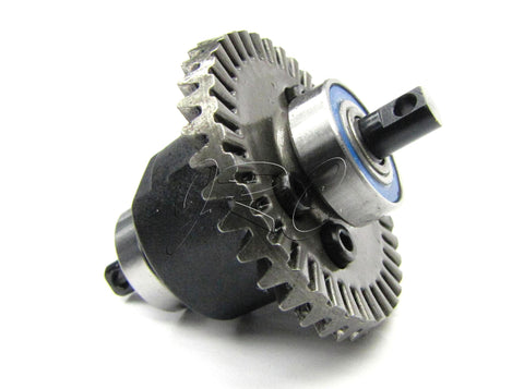 Traxxas XO-1 DIFFERENTIAL (ring, pinion gears, Factory assembled) 6407 front or rear