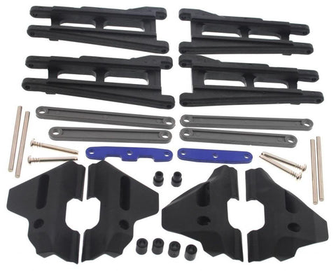 Traxxas 1/10 Stampede 4x4 XL-5 FRONT REAR SUSPENSION ARMS HINGE PINS TURNBUCKLES