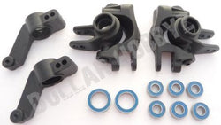 Traxxas Stampede 4x4 VXL STEERING BLOCK & C-HUBS & BEARINGS Axle Carriers (6708)