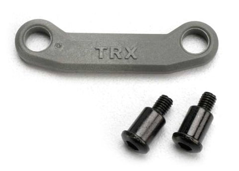 Traxxas 5542 Steering Drag Link with Shoulder Screws, Jato