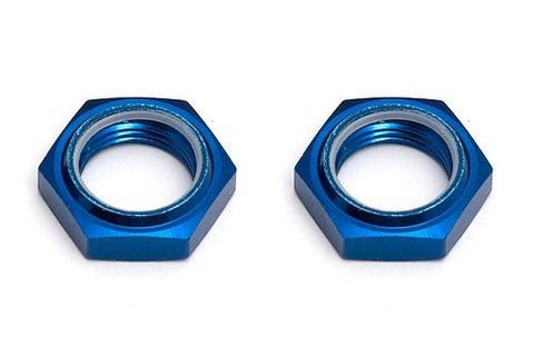 Team Associated 89094 Factory Team Nyloc Hex Wheel Nuts (2)