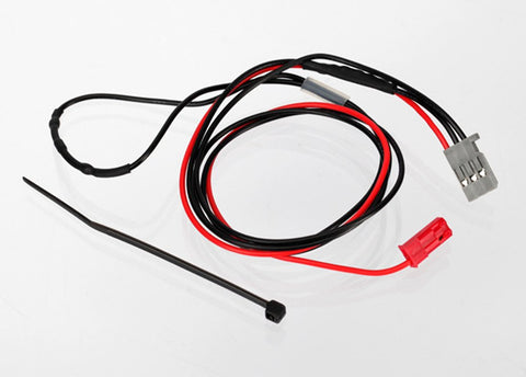 Traxxas 6524 Sensor Temperature & Voltage XO-1, 6524