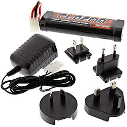 HPI 1/10 RS4 Sport 3 4WD Drift PLAZMA 7.2V 2000mAh NiMH BATTERY & CHARGER by HPI Racing