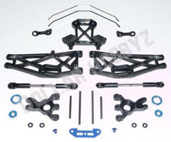Traxxas Jato 3.3*REAR SUSPENSION*Arm/Axle Carrier/Tower