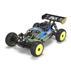 8IGHT RTR, AVC: 1/8 4WD Gas Buggy