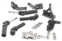 Traxxas Bandit XL-5 DRIVE SHAFTS, REAR STUB & FRONT AXLES, CARRIERS & BUSHINGS