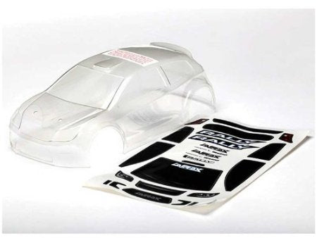 Traxxas 7511 Body LaTrax Rally Clear Decals