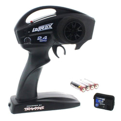 Traxxas 1/18 LaTrax Teton 2.4GHz 2-Channel Radio Transmitter & Receiver 3047,3046