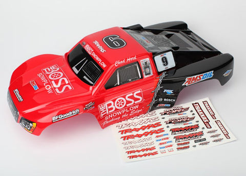 Traxxas 6831 Body Slash 4x4 Chad Hord, 6831