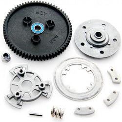 Traxxas E-Maxx Brushless * SLIPPER CLUTCH, DISC, PLATE, PADS & 68T SPUR GEAR *