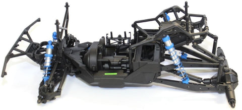 AXIAL YETI SCORE, AX90050, COMPLETE ROLLING CHASSIS, COMES WITH COMPLETE TRANSMISSION AND DRIVE TRAIN