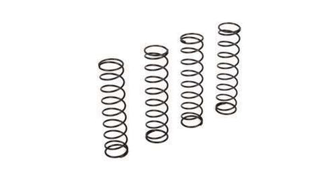 Qiyun ECX Shock Spring Black Set 4 1 10 4WD All ECX233003