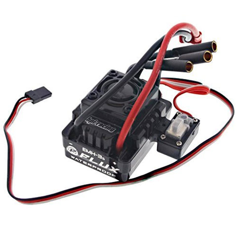 HPI Savage XS Flux MiniFLUX EMH-3S LiPo BRUSHLESS ESC Sensorless Waterproof by HPI Racing