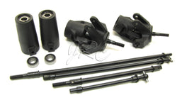 AXIAL GRAVE DIGGER AXLES & KNUCKLES, DRIVE SHAFTS, DOGBONES ALSO FOR THE WRAITH AX90055