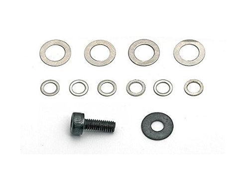 Qiyun Associated 89148 RC8 Clutch Bell Shim Set