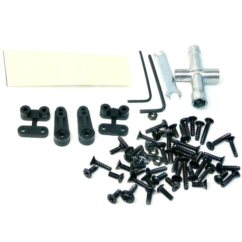 HPI Sprint 2 Flux * SCREWS & TOOLS SET with Servo Horns * nuts wrench 106159