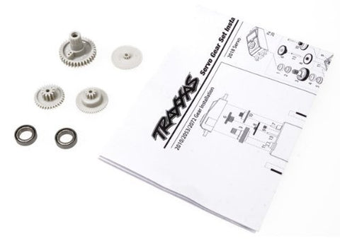 Gear Set for Tra2070 & Tra2075, Tra2072