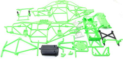 Axial Grave Digger green MAIN FRAME & Cage Chassis tubes rollcage AX90055