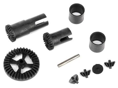 Differential Assembly, Complete Gear, LaTrax Rally