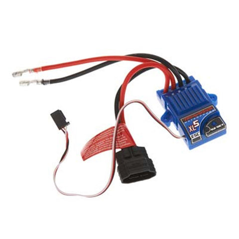 Traxxas Stampede 2wd XL-5 VXL * XL-5 iD LOW PROFILE WATERPROOF ESC WITH LVD *