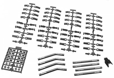 Axial Racing #AX30797 Wraith Stage 1 Aluminum Links Kit for Axial AX10 Deadbolt