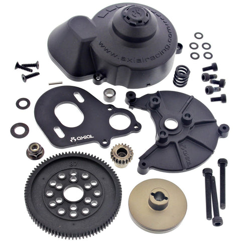 Axial 1/10 SCX10 Jeep Wrangler C/R * 87T SPUR GEAR, 20T PINION, SLIPPER CLUTCH