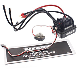 AE Team Associated 1/10 ProSC ProLite * REEDY SC800-BL SENSORLESS BRUSHLESS ESC