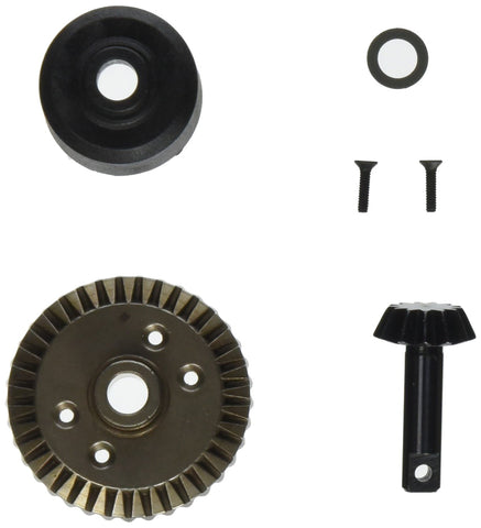 Traxxas 4981 Differential Carrier with 13-T Pinion and 37-T Ring Gears