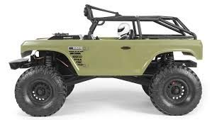 AXIAL DEADBOLT BODY WITH DRIVER (NOT A WHOLE CAR!!) GREAT LOOKING BODY FOR YOUR 1/10 TRUCKS. AXIALS BEST LOOKING BODY TO DATE, FITS ON ALL SCX10 FRAMES.