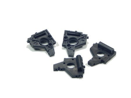 HPI RACING SPRINT 2 SPORT FLUX FRONT AND REAR BULKHEAD BULK HEAD SET