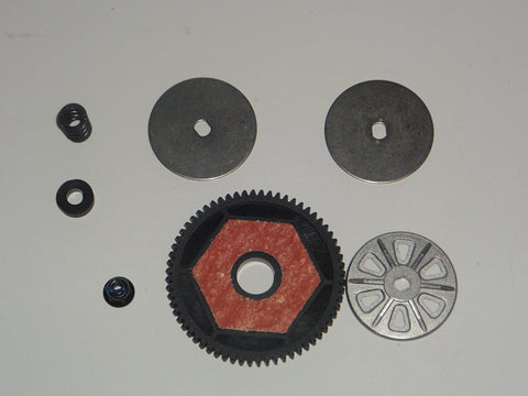 Axial Yeti 1/10 Spur Gear with Slipper Clutch