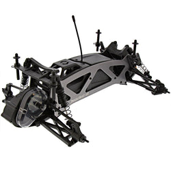 HPI Racing 1/10 Jumpshot Complete Roller/Rolling Chassis