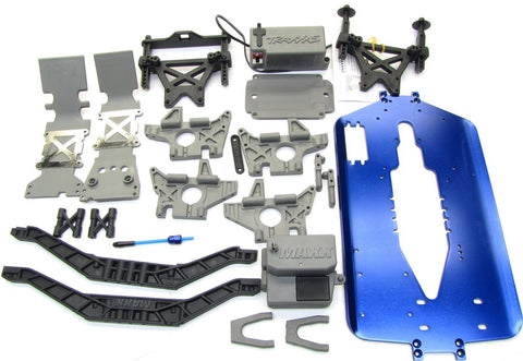 T-Maxx3.3CHASSIS5122X5197R(lengthupgradeTowers,4907Traxxas