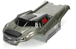 Team Redcat Racing HX Body-Metal Gray Official Car Parts
