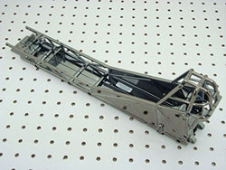 Traxxas 6922 Black-Chrome Funny Car Chassis