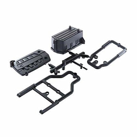 Axial Racing #AX31179 Tube Frame Electronics Box for Axial AX10 Deadbolt by AXIAL