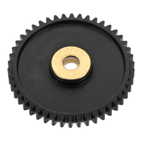 Arrma AR310729 Spur Gear Machined Steel 46T Nero R/C Car Part