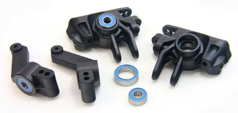 Traxxas 1/10 Slash 4x4 * FR/RR STEERING, CASTER BLOCKS, HUB CARRIERS & BEARINGS