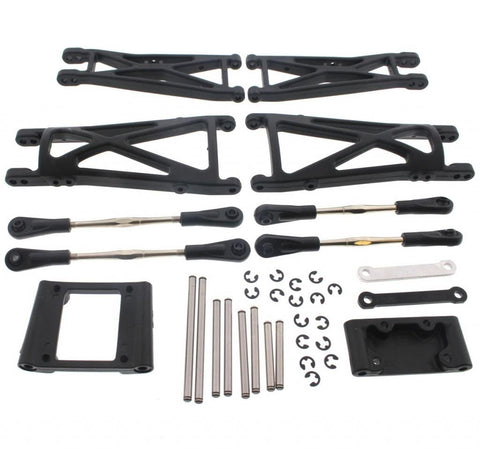 Losi 1/10 XXX-SCT Brushless ARMS TIE RODS TURNBUCKLES HINGE PINS ROD ENDS BLOCKS