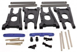 Traxxas Telluride 4x4 XL-5 FRONT & REAR SUSPENSION ARMS & HINGE PINS CAMBER LINK by Traxxas