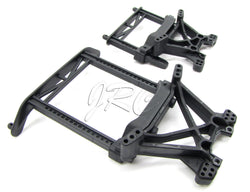 Traxxas Telluride 4x4 TOWERS & body mounts posts (Front & Rear) Stampede 67044