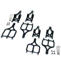 Traxxas 1/10 E-Maxx Brushless Suspension Arms FOR ALL E - MAXX AND T - MAXX