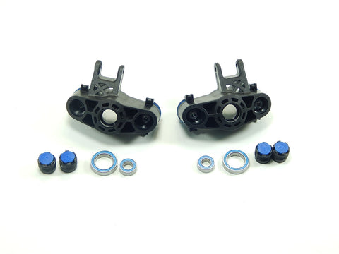 Traxxas T-Maxx EMaxx F or R Axle Carriers Pivot Balls Caps & Bearings 5334 4933