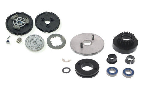 TRAXXAS T-MAXX 3.3 CLUTCH BELL AND SLIPPER CLUTCH PARTS PACKAGE, THIS IS A GREAT BUY