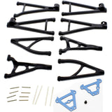 Traxxas 1/16 Grave Digger FRONT & REAR SUSPENSION ARMS, HINGE PINS & TIE BARS