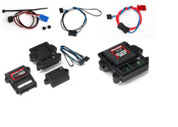TRAXXAS XO-1,MAKE YOUR XO-1 STATE OF THE ART,ADD GPS AND WIRELESS MODULE WITH SENSORS 6551,6550,6511