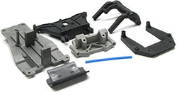 Bandit VXL SHOCK TOWERS, Front Skid, Bumper, 3639, 3638, 3723A, Traxxas #2407 by Traxxas