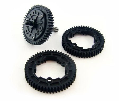 Traxxas XO-1 * SLIPPER SPUR GEAR KIT 46-T 50-T 54-T * Tooth 6447 6448 6449 6407