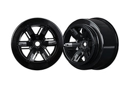 Traxxas 7771 Black X-Maxx Wheels