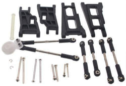 Traxxas 1/10 Stampede 2WD VXL Front & Rear Suspension Arms